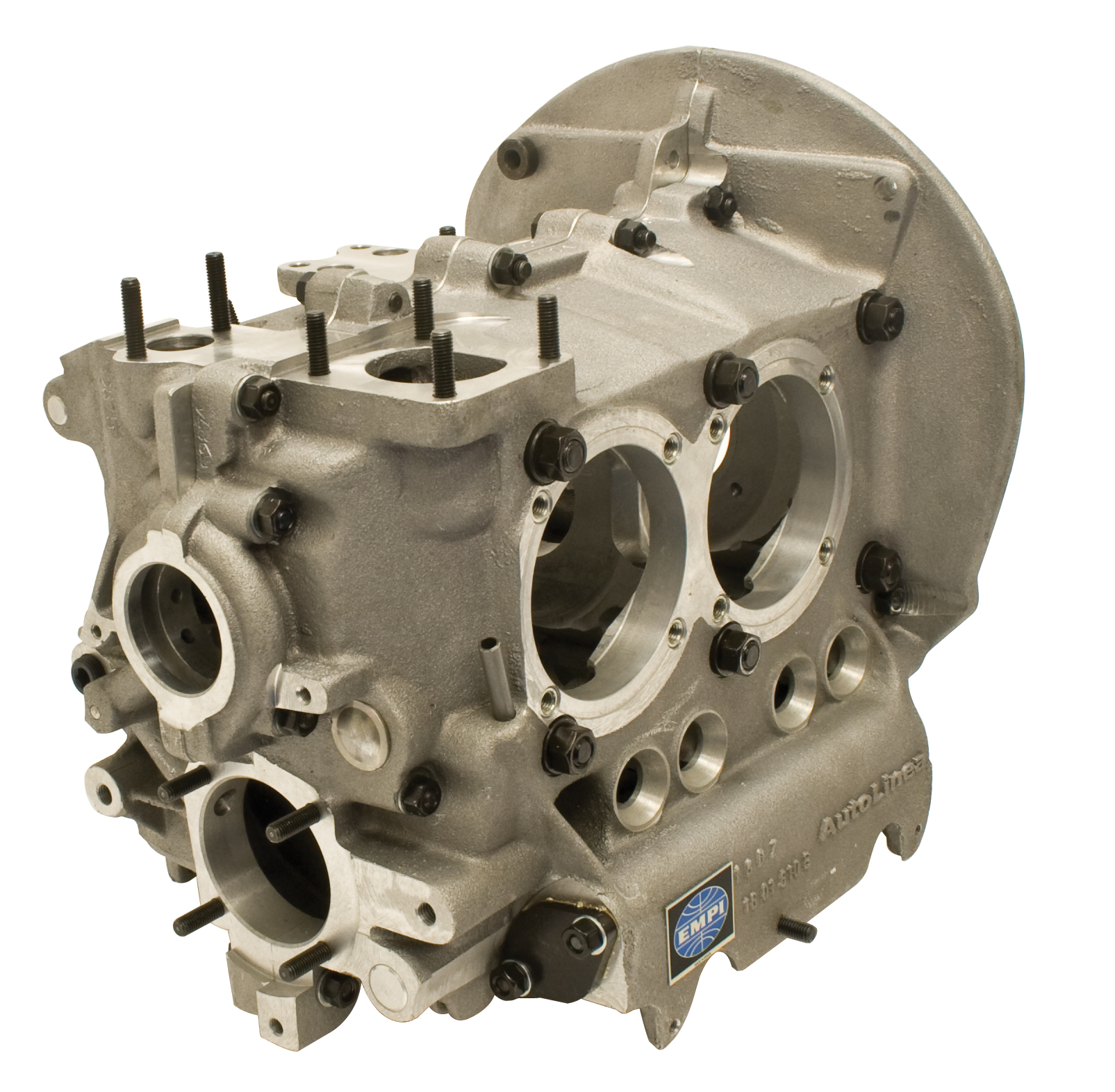 Vw Bug Engine Case For Sale: EMPI H.D. Bubble Top Engine Cases